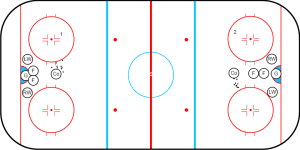 8 Puck Screen Rebound